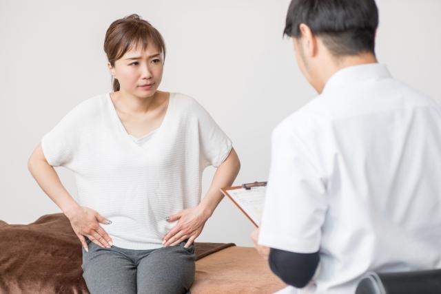 産後の腰痛は整体院へ
